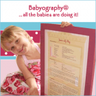 babyography� birth certificates & keepsakes
