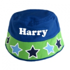 hats personalised for kids