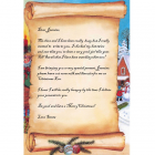 christmas letters to santa/christmas cards/wrap/labels