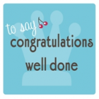 congratulationstop 10 gift ideas to say congratulations/well done