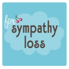 sympathy/lossgift ideas for sympathy and loss