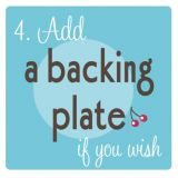 Plates for inside your locket (some can be handstamped/personalised)
