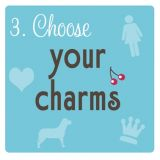 Charms for inside your locket