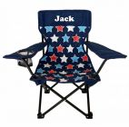 camp chairs - personalised