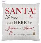 christmas cushions personalised