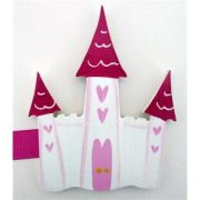 Artwork Hanger Set to display and organise your childs pictures - Castle