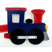 Artwork Hanger Set to display and organise your childs pictures - Train