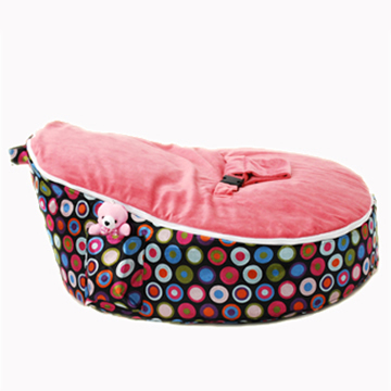 Bean Bag for Newborns / Baby - Bubble Pink