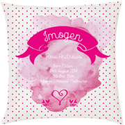 Tooth Fairy Bag Personalised for Kids - Fairy Floss