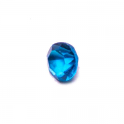 Birthstone Round Charm for Floating Memory Locket  12 - December