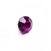 Birthstone Round Charm for Floating Memory Locket  02 - February