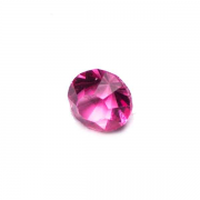 Birthstone Round Charm for Floating Memory Locket  10 - October