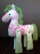 Softie Toy - Horse - 40 cms