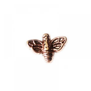 Animal Charm for Floating Memory Locket - Bee - Rose Gold Tone