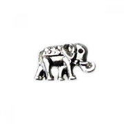 Animal Charm for Floating Memory Locket - Elephant