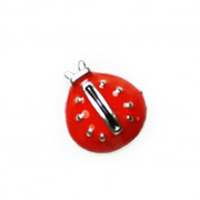 Animal Charm for Floating Memory Locket - Lady Bug 2