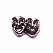 Fortune/Luck Charm for Floating Memory Locket - Drama Masks