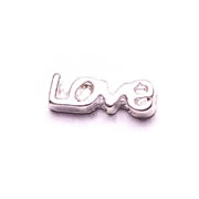Love Charm for Floating Memory Locket - Love Word