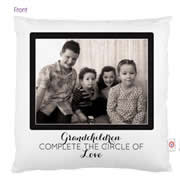 Personalised Cushion Cover for Fathers Day - Photo Cushion 1