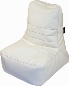 Kids Grab Bean Bag - White