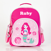 .Backpack for Kids Personalised - Pre School Backpack Mermaid