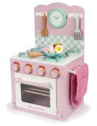 Pink Honeybake Oven and Hob Set - for toddlers / kids by Le Toy Van