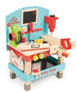 My First Tool Bnech - for toddlers / kids by Le Toy Van