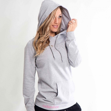 Maternity/Breastfeeding Wear - Casual Nursing Hoodie � Grey