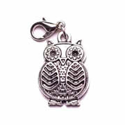 Owl Dangle for Floating Memory Locket