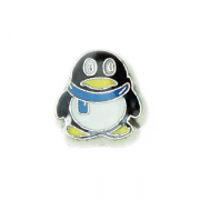 Animal Charm for Floating Memory Locket - Penguin