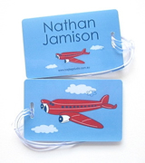Personalised Bag Tags Air Travel - Bag Tag