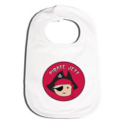Bib Personalised for Baby - Pirate