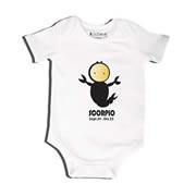 Astrology - Bodysuit Personalised for Baby