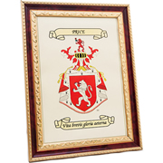 Coat of Arms Personalised