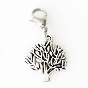 Family Tree Dangle for Floating Memory Locket