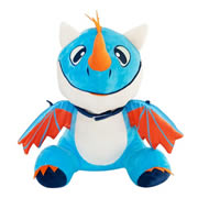 Personalised Gifts for Kids -  Dragon Toy