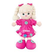 Personalised Gifts for Kids - Rag Doll