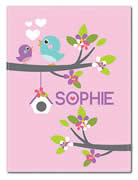 Fleece Blanket Personalised for Kids - Sophie