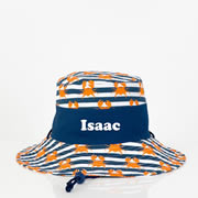.Hat - Kids Bucket Hat Personalised - Crabby