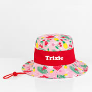 .Hat - Kids Bucket Hat Personalised - Tropical