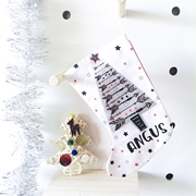 Christmas Stocking for Kids Personalised  - Tribal Arrow