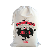 .Christmas Santa Sack Personalised - Batman