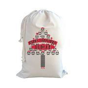.Christmas Santa Sack Personalised - Storm Trooper