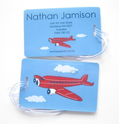 Personalised Bag Tags Air Travel - Luggage Tag