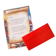 Personalised Santa Letter – Traditional