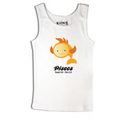 Astrology - Singlet Personalised for Kids