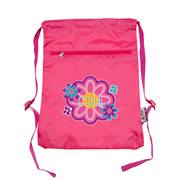 Personalised Kids Swim Bag -  Flower Power
