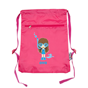 Personalised Kids Swim Bag -  Go Snorkel