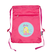 Personalised Kids Swim Bag -  Mermaid
