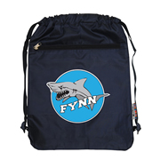 Personalised Kids Swim Bag -  Shark